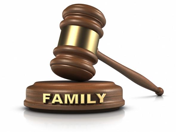 family law gavel
