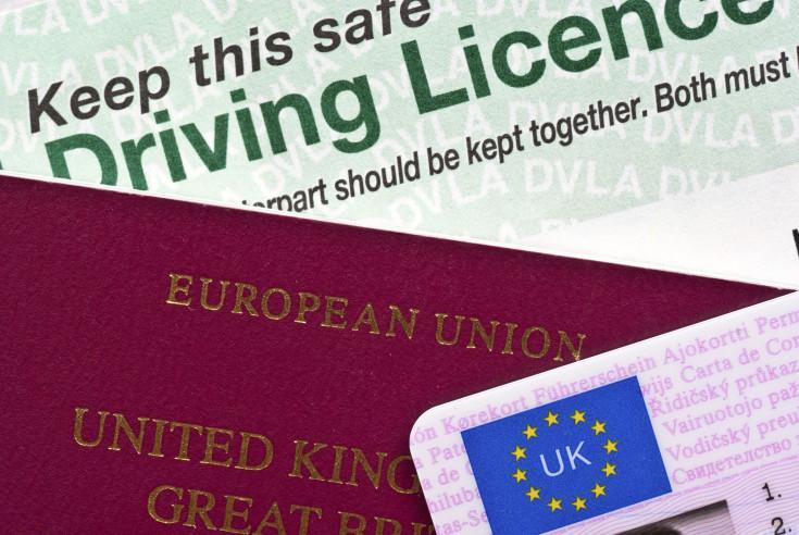 Passport and Licence