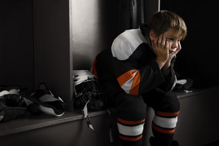 kids and hockey