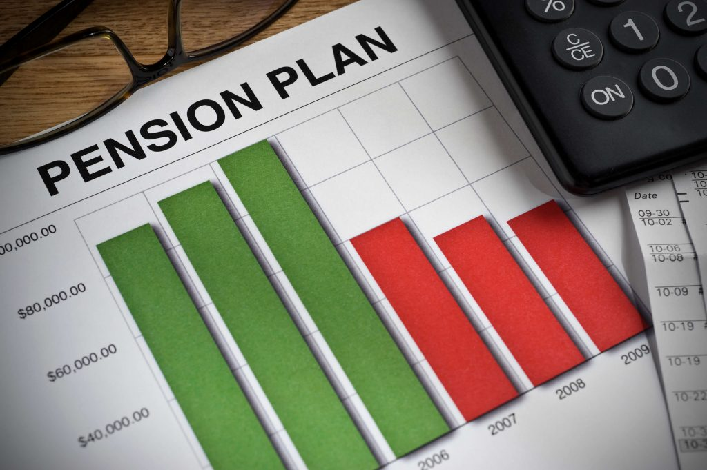 Divorce and Your Pension