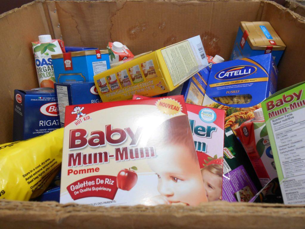 food drive 2014 shulman law family law toronto