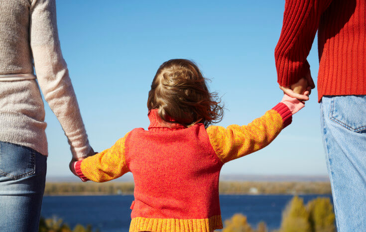 parenting without being in a romantic relationship family law toronto