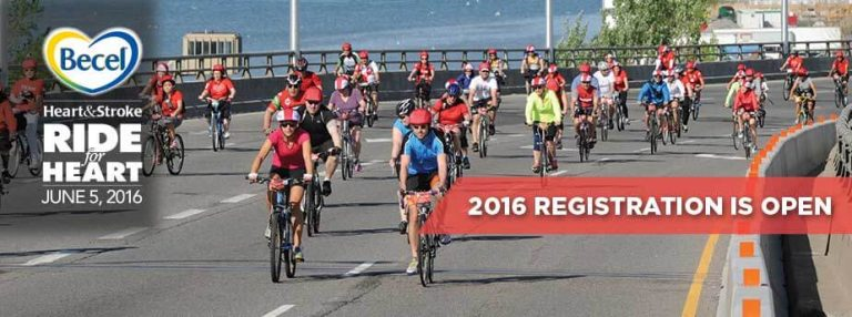 the ride for heart family law toronto