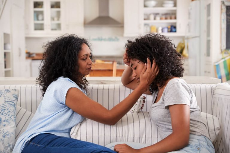 dealing with a teenager in a divorce family law toronto