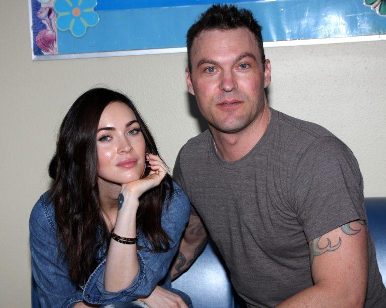 Celebrity divorce: Megan Fox and Brian Austin Green.