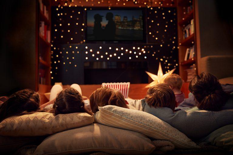 Children's Movie Night.