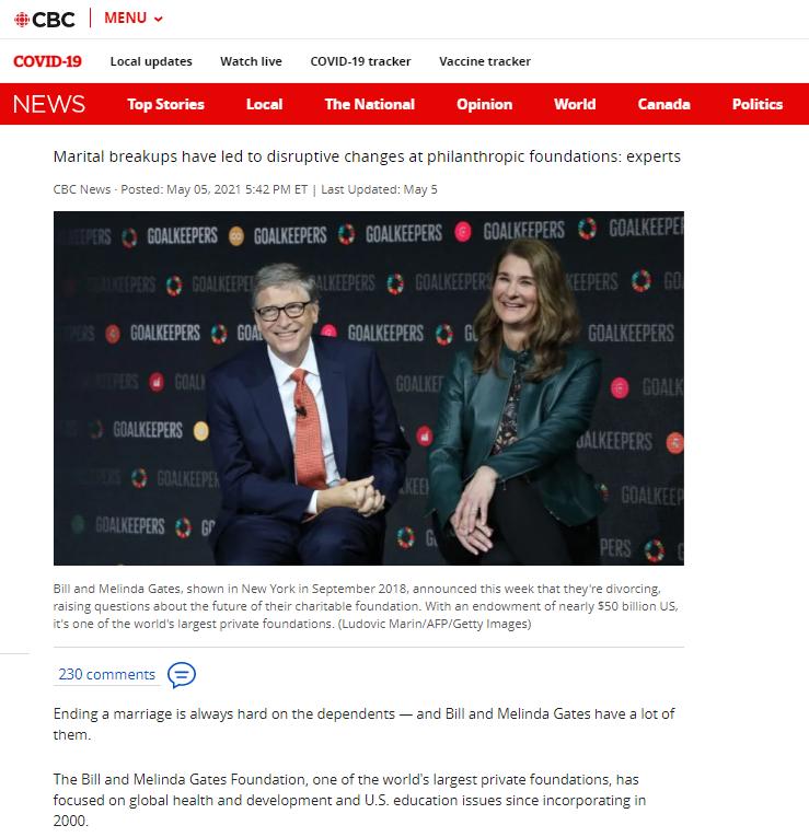 Gates' Foundation