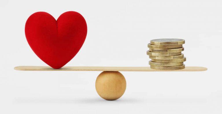 Post Divorce Relationship Finances
